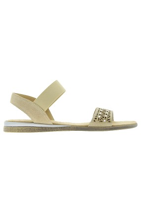 Buty - Tamaris - Sandały Tamaris 40 beżowy