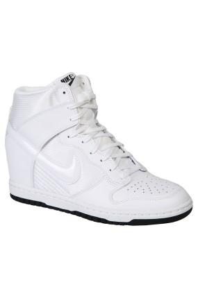 Buty - Nike Sportswear - Buty Dunk Sky Hi Essential Nike Sportswear 40 biały